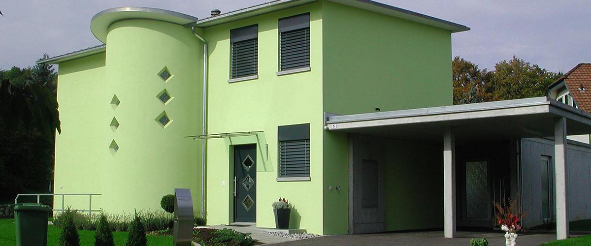 Haus Grün